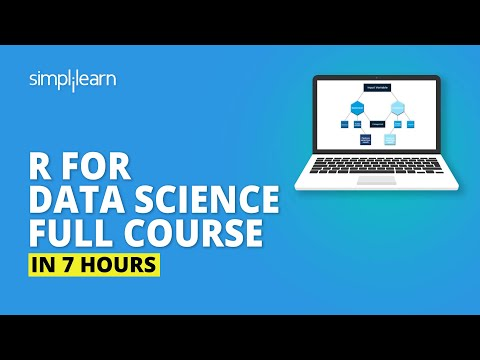 R For Data Science Full Course | Data Science With R ... - YouTube