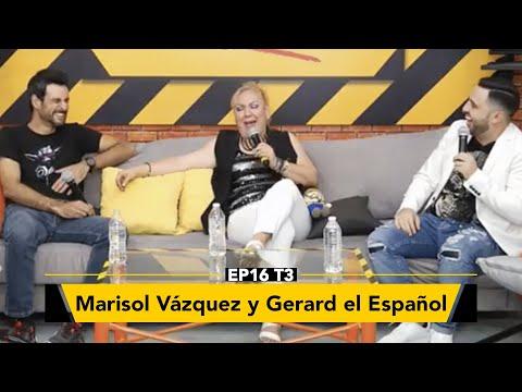 Marisol Vazquez y Gerard el Español en Zona de Desmadre