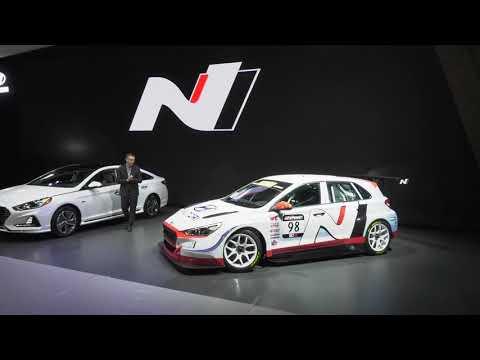 Chicago Auto Show 2018 - Hyundai
