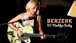 Eminem - Berzerk (Acoustic Cover by Madilyn Bailey - Official Music Video)