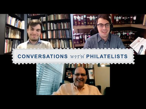 "Conversations with Philatelists: Episode 50 with Rick Barrett, ""World's Fairs and Buffalo Cinderellas"""