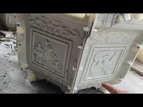 Khuôn Chậu Nhựa ABS Lục Giác 60 Mẫu Chữ Phúc Thuần Việt