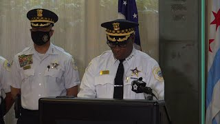Chicago Police: Violence drop is tenuous progress