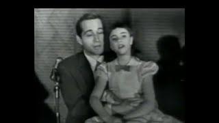Perry Como & Melinda Marx Live - You