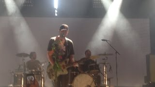 Okay I Believe You, But My Tommy Gun Don't (Live) - Brand New @ Coachella 2015