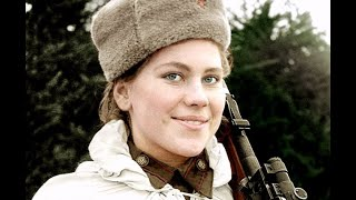 Roza Shanina - The Short Life of Stalin's Russian Female Sniper