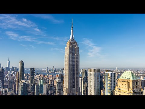 Take a Tour of the Newly Modernized Empire State Building