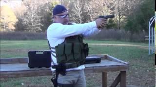 Taurus PT-1911 FS Live Fire Video