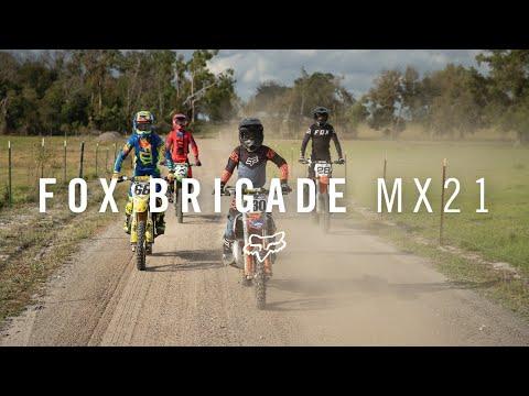 Fox Kinder V1 Revn Crosshelm  Video