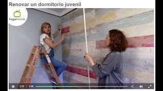 Renovar Un Dormitorio Juvenil  - Decogarden - Hogarmania En La Cadena Nova