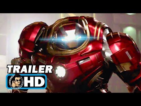Marvel's AVENGERS Extended Trailer (2020) Superheroes Gameplay HD