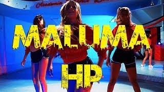 Maluma   HP  Choreography By Flor Monteiro