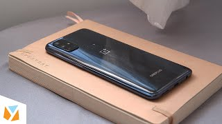 OnePlus Nord N10 5G Unboxing and Hands-on
