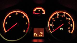 Vauxhall Opel Corsa D - Hidden Personal Options - Turn Off 3 Flashes etc -