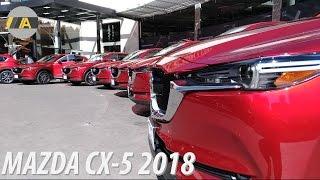 Lanzamiento CX-5 y futuro de Mazda de México