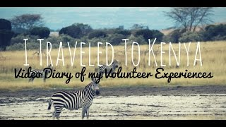 Travel and Volunteering at Soysambu Conservancy Kenya