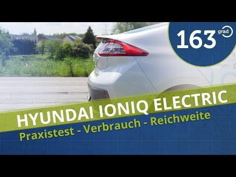 Hyundai IONIQ electric | Test | Reichweite | Aufladen | Ausstattung |  Review 4k