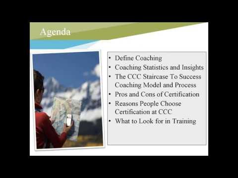 Coaching Certification - YouTube