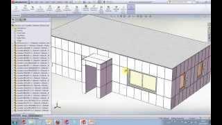 HSMWorks - Casos Práticos - Painéis de Alucobond