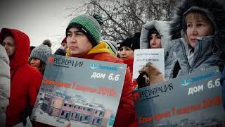 """Программа """"Актуально"""" на 8 канале № 1126 """"Бездомный полк «Реставрации»"""""""