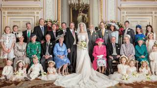 Official Lady Gabriella Windsor FROGMORE HOUSE Wedding Photos! Queen Elizabeth & Royal Family!