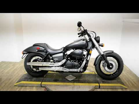2013 Honda Shadow® Phantom in Wauconda, Illinois - Video 1
