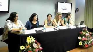 Ensayo y Mundo Editorial (mesa 3) parte 1 del Congreso Internacional El Ensayo en Diálogo: diálogo s