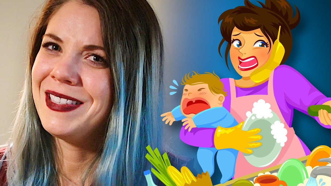 The 3 Worst Pieces of Parenting Advice •Wine Mom thumbnail