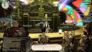 FFXIV: A Realm Reborn - The Gold Saucer (Introduction/Tutorial)