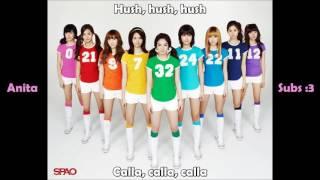 Girls' Generation (SNSD) - Show! Show! Show! (Sub Español + Romanización + Hangul)