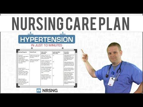 Quelles sont les étapes de lhypertension