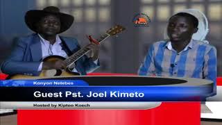 THE KALENJIN LEGEND PST JOEL KIMETO MUSIC JOURNEY