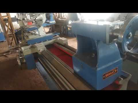 Geared Lathe Machines
