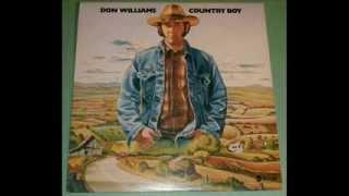 Don Williams - Louisiana Saturday Night - from Country Boy vinyl LP