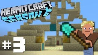 Hermitcraft Season 6: E3 - Desert Dwelling