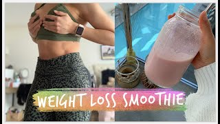 Drink This Smoothie For Weight Loss