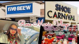 Shoe Carnival and Five Below Haul