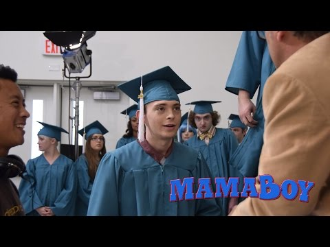 MamaBoy (Behind the Scenes 'High School Graduation')