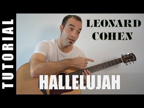 Como tocar Hallelujah - Leonard Cohen / Jeff Buckley (Acordes Guitarra - Tutorial)