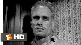 To Kill A Mockingbird (10/10) Movie CLIP - Scout Meets Boo Radley (1962) HD