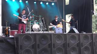 preview picture of video 'Liam Deery Band - The Grand Optimist by City and Color @ Brockville Ribfest'