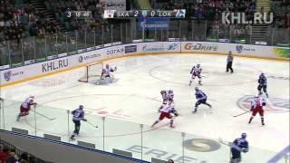 СКА - Локомотив 4:0 / SKA - Lokomotiv 4:0