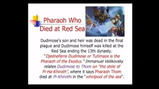 Timeline Part 3   Moses & Exodus