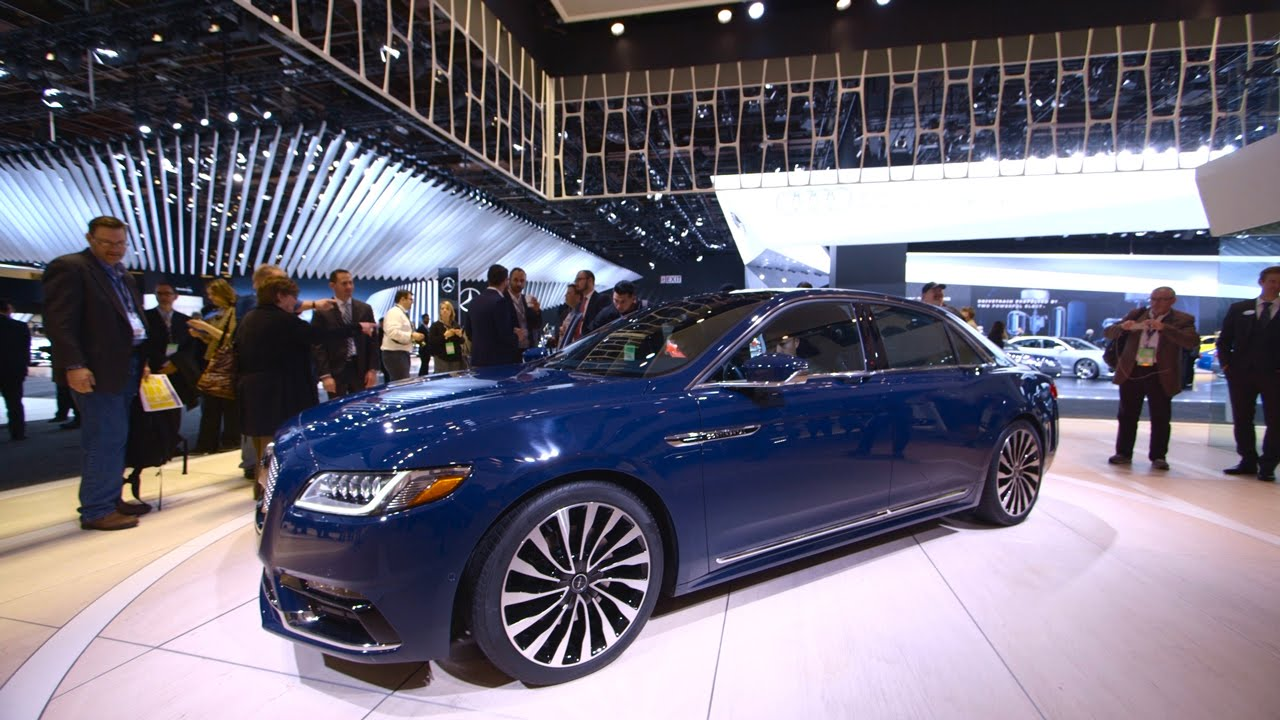 Lincoln's new Continental is all about experience thumbnail