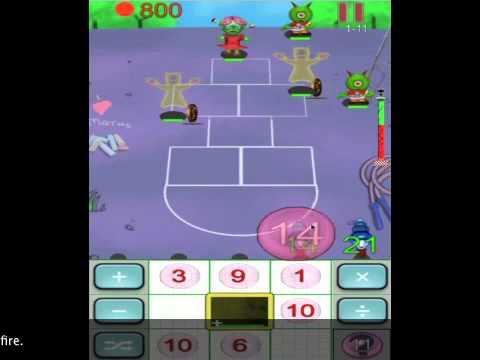 Video of Maths Vs Martians