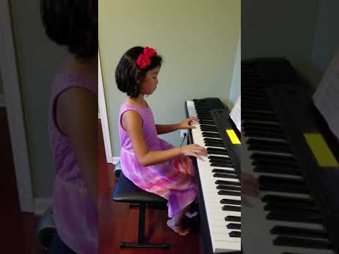 Caitlyn Lim, Piano plays Beethoven