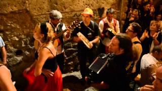 preview picture of video 'Compagnia SciaraBballo   Fermenti 2011@Cantine Spazi Aperti@Genazzano'