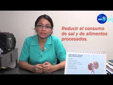 Hipertensión y formas de tratamiento