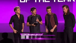 One Direction - 2015 AMA Clips
