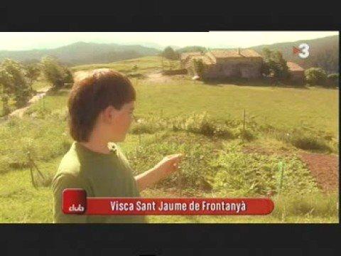 TV3 - El club - Visc a Sant Jaume de Frontanyà